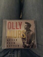 Never Been Better by Olly Murs (CD, Nov-2014, Epic)
