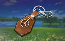 mercedes benz key chain 100 % Branded Leather Mb Keyring 2017 Edition
