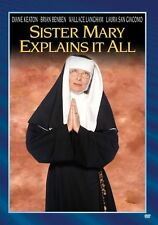 SISTER MARY EXPLAINS IT ALL Region Free DVD - Sealed