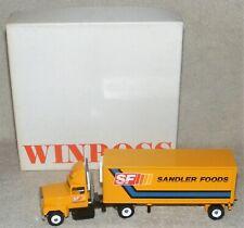 WINROSS FORD AEROMAX /& Trailer-York Paper Box Company 100th anniversaire