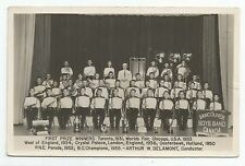 POSTCARD-CANADA-BRITISH COLUMBIA-VANCOUVER-RP. Vancouver Boys Band.