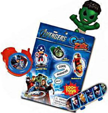 2012 Grab Zags Marvel Avengers Series 1 Mystery Pack