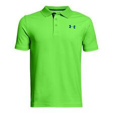 T-shirts, débardeurs et chemises Under armour polyester pour garçon de 2 à 16 ans
