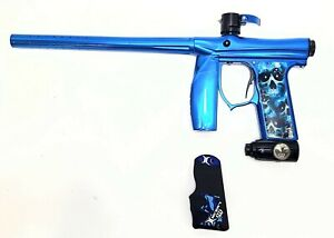 Empire Invert Mini Paintball Marker UnTested - Blue Used
