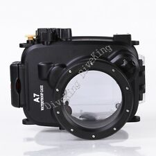 Underwater Waterproof Diving Housing Case For Sony A7 A7R A7S 28-70mm