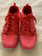 Reebok Women's Orange Running Shoes Sneakers Size 10