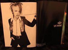 Shoxx Vol. 166 Sid, the GazettE, D'espairsRay, Vidoll, 12012 JRock Mag + Poster