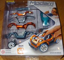 Delux X1 Dirt Delux Modarri Ultimate Toy Car Design Build Drive Finger Powered