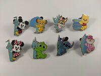 Disney Pin Trading Park Pals Pins Mickey Minnie Stitch Brer Rabbit Pooh Simba