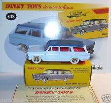 Atlas Dinky Toys 548 Fiat 1800 familiale