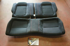 Integra Type R DC2 UKDM Rear Recaro Black Seats & Red Stitching - EG - 1