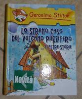 GERONIMO STILTON - LO STRANO CASO DEL VULCANO PUZZIFERO ...E ALTRE STORIE (WW)