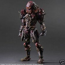 Square Enix Variant Play Art Kai Alien Predator Scar Statue Action Figure Series