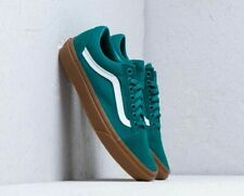 Vans Old Skool Quetzal Green/Gum Men's Classic Skate Skate Shoes Size 10