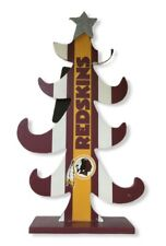 Washington Redskins NFL American Football Wooden Christmas Tree Room Decoration