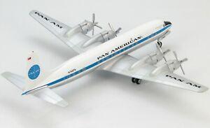 Hobby Master 1/200 HL7008 Douglas DC-7 Pan American N744PA Pacific Trader