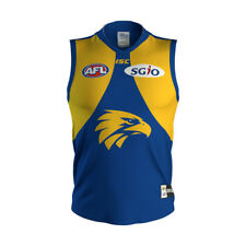 West Coast Eagles 2018 Home Guernsey Mens,Womens,Kids & Toddlers Sizes AFL ISC