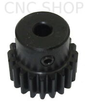 JAPANESE MOD 1.0 20T 6mm BORE w set screw SPUR GEAR RACK AND PINION CNC MACHINE