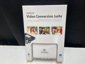 VIDBOX Video Conversion Suite, Mac And PC