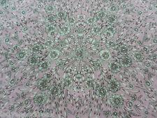 Liberty tana lawn tissu de coton lady Zadie (b) 2.3m rose poudré design - 230cm