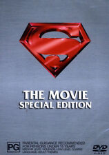 'Superman The Movie' Special Edition - Christopher Reeve, Gene Hackman - DVD