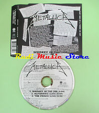 CD singolo METALLICA WHISKEY IN THE JAR 1999 METCD 19 / 566 855-2 (S17)no mc lp