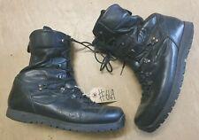 Original Altberg Black Leather Vibram Sole British Combat Boot Size 11M UK #649