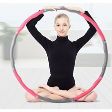 Weighted Health Hula Hoop 40 inch Fitness Exercise Diet Lose Weight #Hula
