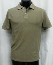 MERONA Ultimate Polo S Ivy Green Short Sleeve Two Button Shirt Shrink Resistant