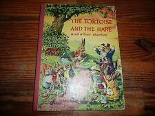 VTG The TORTOISE & the HARE Early Reader Series HAMPSTER books #43 Retold Young