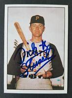 Dick Stuart 1981 TCMA 1960's Signed Card #366 AUTOGRAPH - 1960 Pirates - d.2002