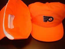 PHILADELPHIA FLYERS    SCRIPT  VINTAGE 90'S HAT CAP  SNAPBACK