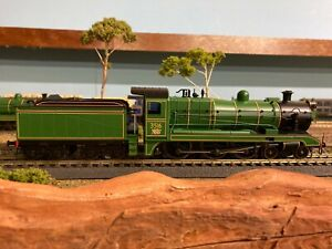 Austrains NSWGR 3516 with Factory sound