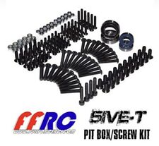 FULLFORCE RC Losi 5IVE-T Pit Box/Kit De Tornillo