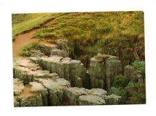 Yorkshire - Swaledale, The Buttertubs - Vintage Postcard