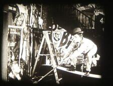 16mm Film - Laurel & Hardy - The Paperhanger's Helper