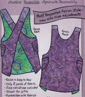 PATTERN - CrissCross Apron - vintage style apron PATTERN - Mary Mulari