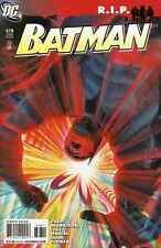 BATMAN #678 NEAR MINT 2008 DC COMICS R.I.P.