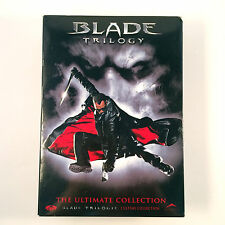 Blade Trilogy The Ultimate Collection 5 Disc Set