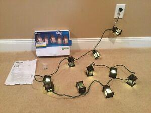 Philips 10LT LED Indoor/Outdoor Lantern Lights w/Original Box