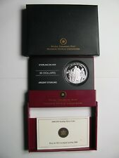 2006 Proof $30 National War Memorial Canada .925 silver thirty dollars