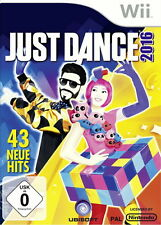 Just Dance 2016, Nintendo Wii