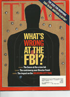 Time Magazine April 28,1997 Whats Wrong At The FBI?  Very Good Condition