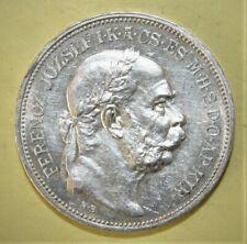 Hungary 2 Korona 1912-KB Brilliant Uncirculated Silver Coin - Franz Josef I