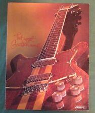 70's Gretsch Catalog