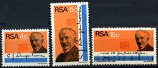 South Africa 1973 Birth centenary of C.J. Langenhoven, set, UNM / MNH