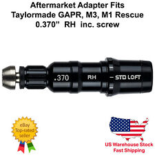 Aftermarket Adapter/Sleeve fits Taylormade GAPR M3 M1 Hybrid/Rescue .370 RH ±1.5