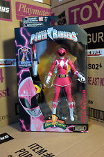 Mighy morphin POWER RANGERS Legacy Collection PINK RANGER 6 pollici Action Figure