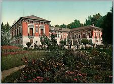 Aranjuez. Casa del Labrador. PZ vintage photochromie,  photochromie, vintage p