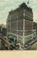 NEW YORK CITY – Hotel Knickerbocker - udb (pre 1908)